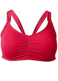 plus size ballet swim top