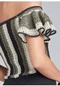 Detail back view Crochet Jumpsuit