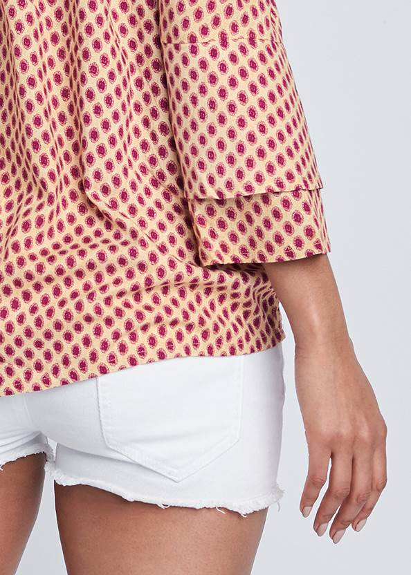 Alternate View Off The Shoulder Top