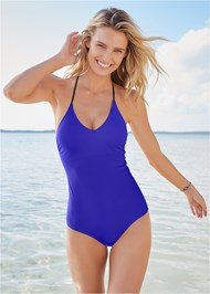 Front View Serene One-Piece