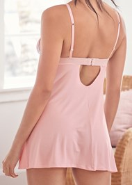 Alternate View Lace Chemise