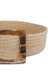 Detail  view Woven Belt