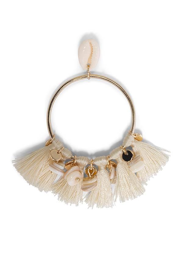 Detail  view Shell Earrings
