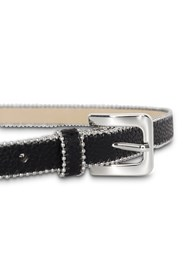 Alternate View Steve Madden Skinny Belt Set