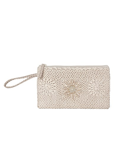 Shell Detail Clutch