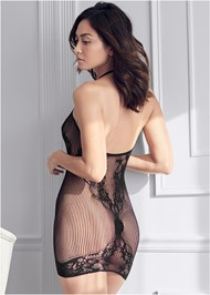Cropped back view Ultra Stretch Chemise