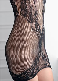 Detail side view Ultra Stretch Chemise