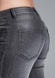 Detail side view Stud Detail Skinny Jeans