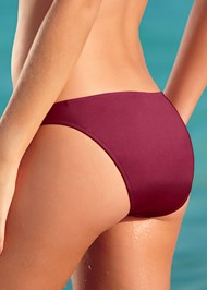 Alternate View Low Rise Bikini Bottom