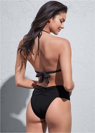 Back View Sports Illustrated Swim™ Double Strap Triangle
