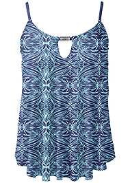 Ghost with background  view Rio Tankini Top