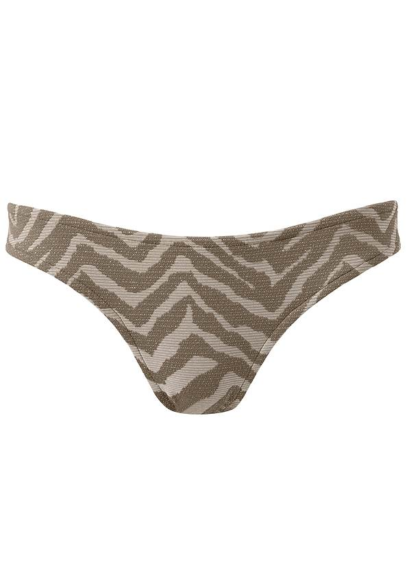 Ghost with background  view Sports Illustrated Swim™ Low Rise Brief Bottom