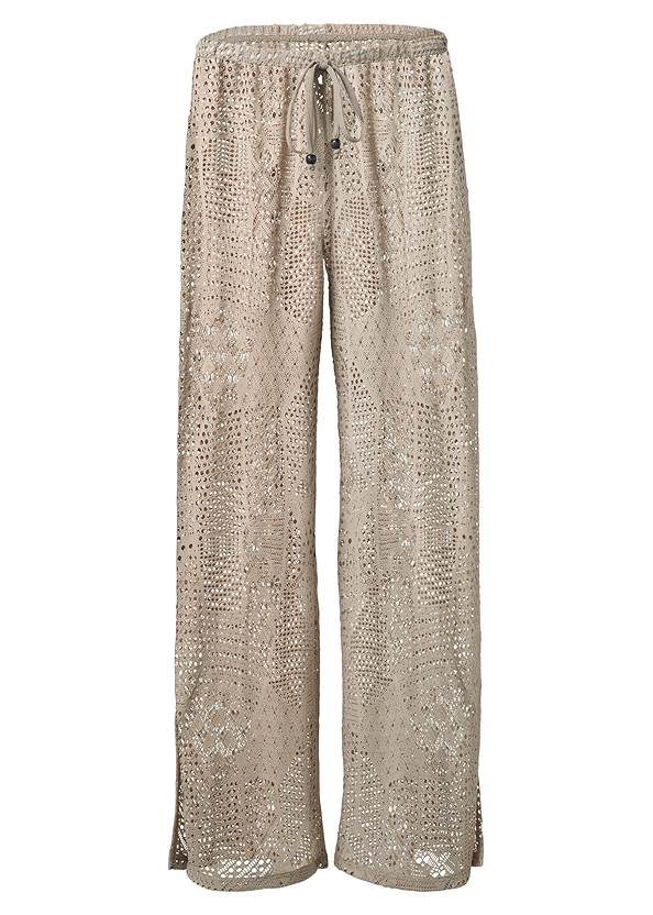 Ghost with background  view Sports Illustrated Swim™ Crochet Beach Pants