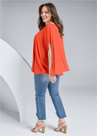 Alternate View Asymmetrical Top
