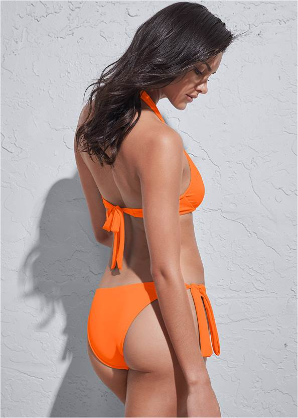 Full back view Sports Illustrated Swim™ Continuous Underwire Bra Top
