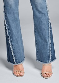 Alternate View Duo Tone Bootcut Jeans