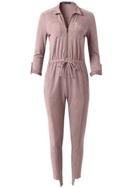 Alternate View Utility Lounge Jumpsuit