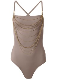 Alternate View Sports Illustrated Swim™ Necklace One-Piece