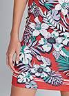 Alternate View Floral Bodycon Dress
