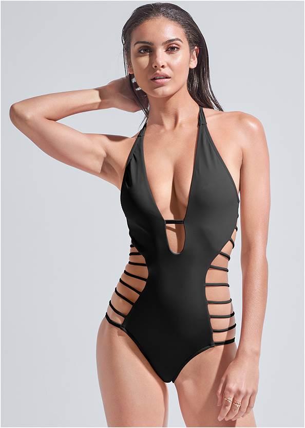 Sports Illustrated Swim™ Strappy One-Piece