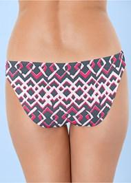 Front view Low Rise Classic Bikini Bottom