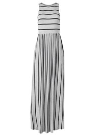 Alternate View Stripe Maxi Dress