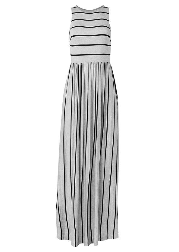 Alternate View Casual Maxi Dress