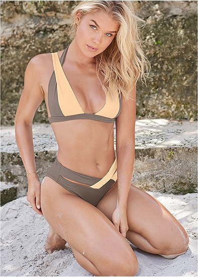 Sports Illustrated Swim™ Brazilian Bralette Top