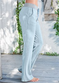 Waist down side view Lounge Pants