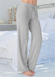 Waist down front view Lounge Pants