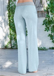 Waist down back view Lounge Pants