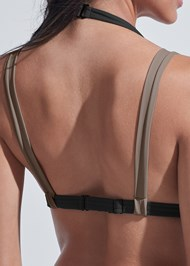 Detail back view Sports Illustrated Swim™ Brazilian Bralette