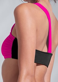 Alternate View Sports Illustrated Swim™ One Shoulder Bandeau