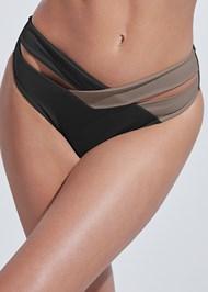Alternate View Sports Illustrated Swim™ Brazilian Crisscross Bottom