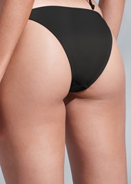 Detail back view Sports Illustrated Swim™ Tie Side String Bottom