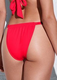 Detail back view Sports Illustrated Swim™ Adjustable Coverage Bottom