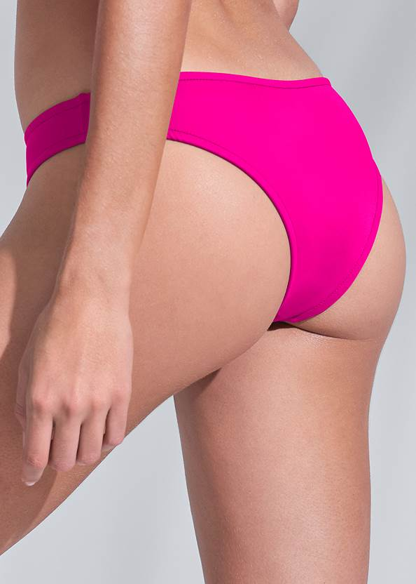 Detail back view Sports Illustrated Swim™ Low Rise Brief Bottom