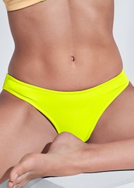 Detail front view Sports Illustrated Swim™ Low Rise Brief Bottom