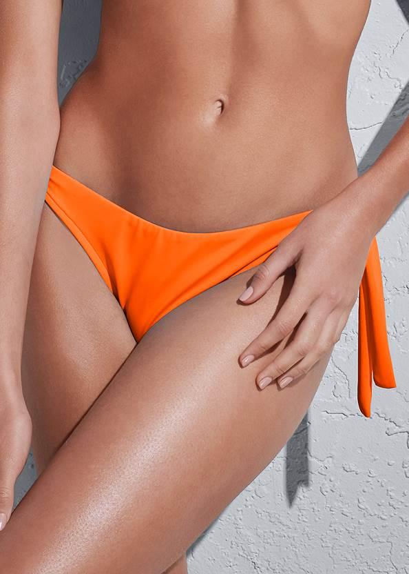 Alternate View Sports Illustrated Swim™ Sash Tie Side Bottom