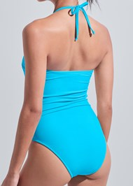 Alternate View Sports Illustrated Swim™ Cut Out Bandeau One-Piece