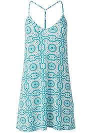 Ghost with background  view T-Back Sleep Dress