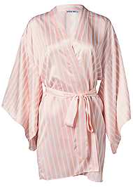 Alternate View Satin Sleep Robe