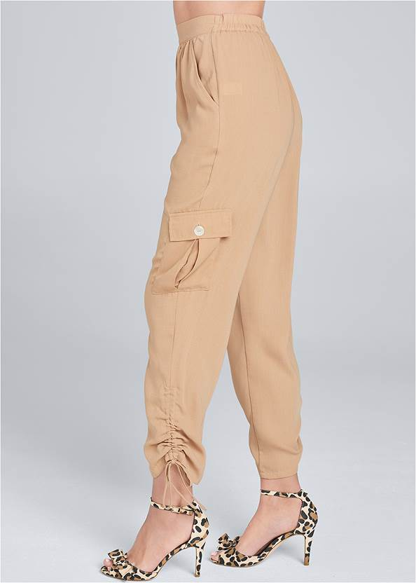 Front View Lightweight Cargo Pants