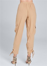 Back View Lightweight Cargo Pants