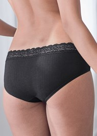Alternate View Lace Detail Brief 3Pk