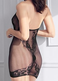 Detail back view Ultra Stretch Chemise