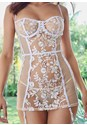 Alternate View Embroidered Chemise