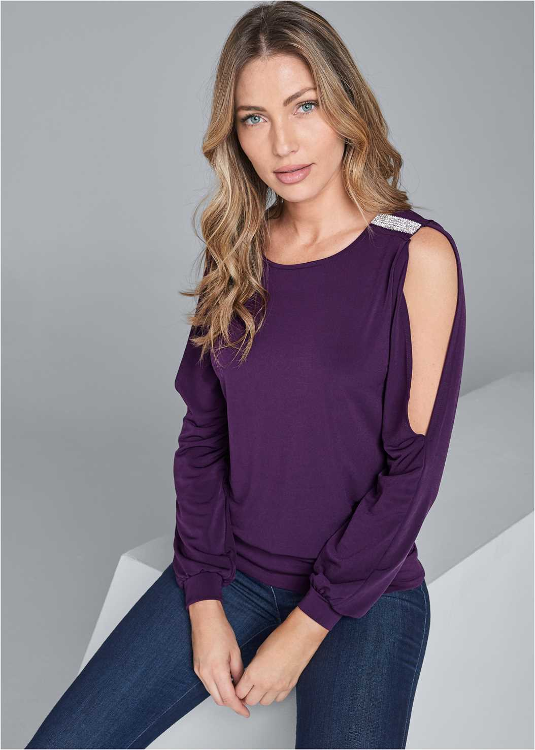 Sleeve Detail Top,Mid Rise Color Skinny Jeans,Seamless Unlined Bra,High Heel Strappy Sandals