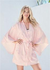 Alternate View Satin Sleep Robe