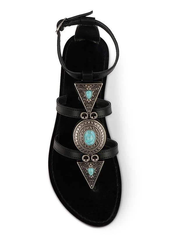 Alternate View Boho Stone Ankle Strap Sandal